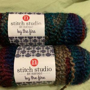 Lot of 2 yarn! Moving destash!!
